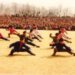 中国側の演武3