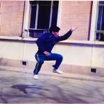 陳先生 跳躍