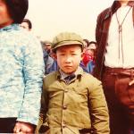 陳小旺先生の息子さん